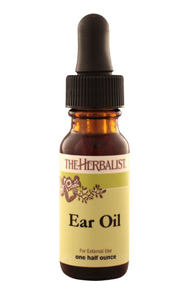 Herbal Ear Oil 1/2 oz.