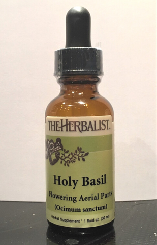 Holy Basil Liquid Extract