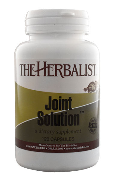 Joint Solution 120 capsules - Herbalist Private Label