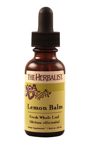 Lemon Balm herb Liquid Extract