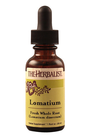 Lomatium root Liquid Extract