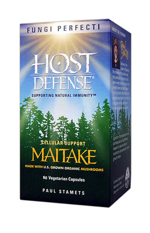 Maitake 60 capsules - Host Defense