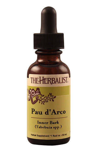 Pau d' Arco bark Liquid Extract