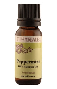 Peppermint Essential Oil, Cultivated