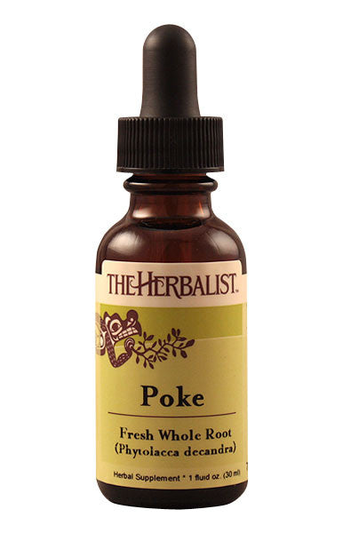 Poke root Liquid Extract