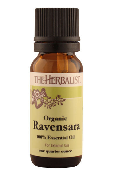 Ravensara Essential Oil 1/4 oz. - Wild  Crafted