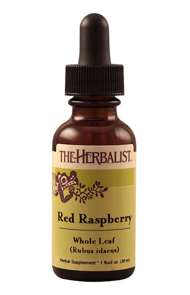 Red Raspberry leaf Liquid Extract