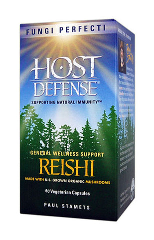 Reishi 60 capsules - Host Defense