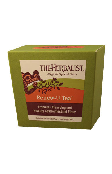 Renew-U Tea ™ Bagged Tea