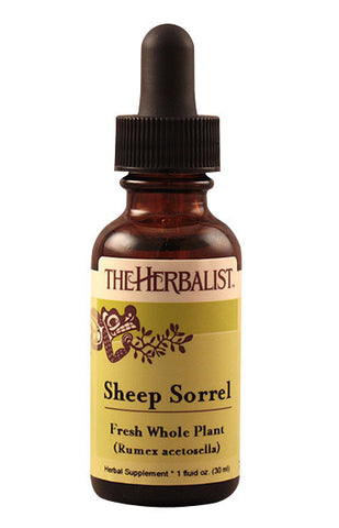 Sheep Sorrel herb Liquid Extract