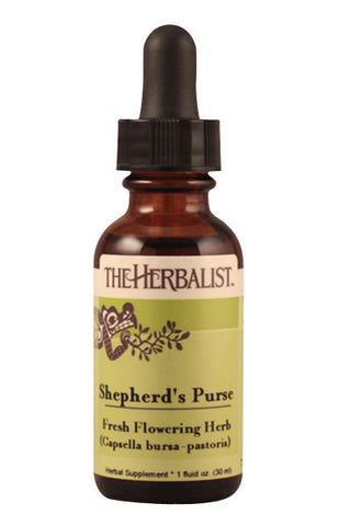 Shepherd's Purse herb Liquid Extract