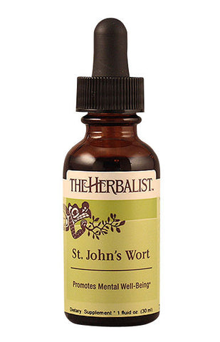 St. John's Wort flowering tops Liquid Extract