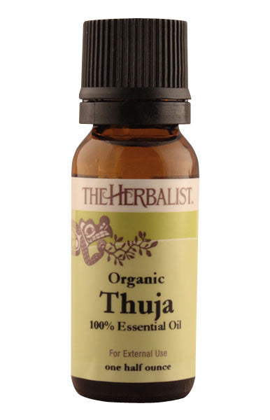 Thuja Essential Oil 1/2 oz (Wild crafted)
