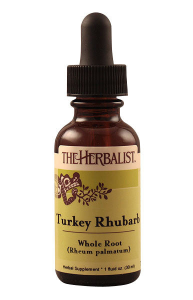 Turkey Rhubarb root Liquid Extract