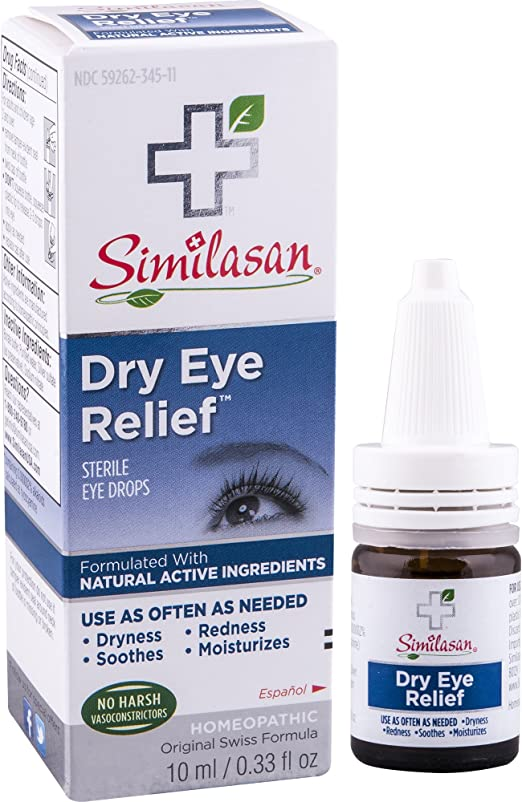 Dry Eye Relief 10 ml. - Similasan
