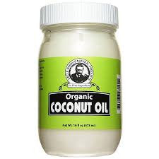 Coconut Oil 16 oz. - Uncle Harry's