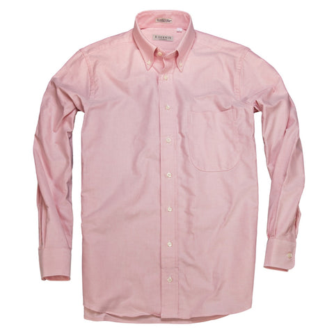 Ivy League Oxford <br> Button Down Shirt <br> Pink