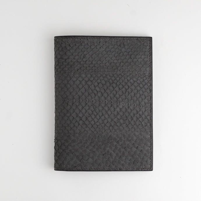 Gray salmon travel wallet Classic