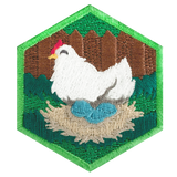 Backyard Farmer Badge