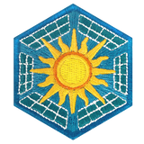 Solar Engineer Badge Badge