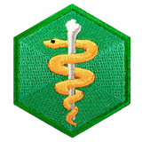 Veterinarian Badge