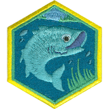 Angler Badge