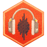 Beatmaker Badge