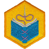 Bookbinder Badge
