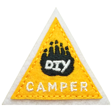 Camper 2015 Felt Patch