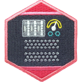 Cryptographer Badge