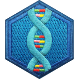 Geneticist Badge