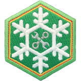 Holiday Hacker Badge