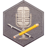 Journalist Badge