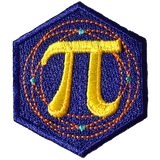 Mathematician Badge