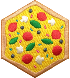 Pizzamaker Badge