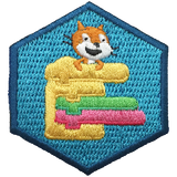 Scratcher Badge