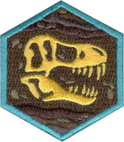 Paleontologist Badge