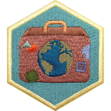Traveler Badge