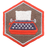 Writer Badge