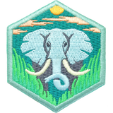 Zoologist Badge