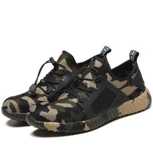 Load image into Gallery viewer, Chic Comfy Military Safety Work Shoes