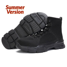 Load image into Gallery viewer, All-in-one Safety Boots Spring Work Shoes