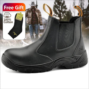 Safetoe Work Boots