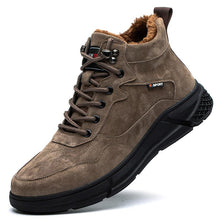 Load image into Gallery viewer, RIGIDITY Steel-toe Safety Shoes 2021 Spring Winter Super Comfy Safety Shoes
