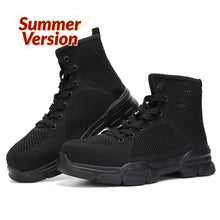 Load image into Gallery viewer, All-in-one Safety Boots Autumn Spring Work Shoes