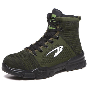 All-in-one Safety Boots Autumn Spring Work Shoes