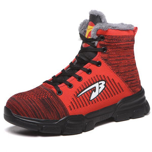 All-in-one Steel Toe Boots