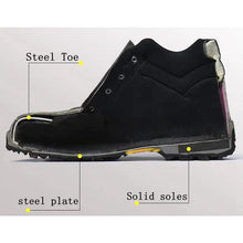 Load image into Gallery viewer, Essential Safety Work Shoes