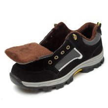 Load image into Gallery viewer, Heat Safety Work Shoes Autumn Winter Safety Shoes