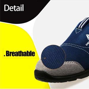 Breathable Work Shoes Apparel > Male > Shoes > Work Shoes Oak Bay Shoes
